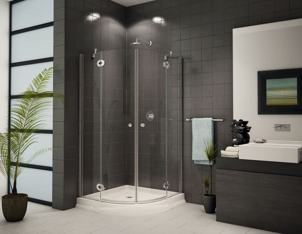 Corner Shower Units For Small Bathroom Solving Space Issues Homesfeed