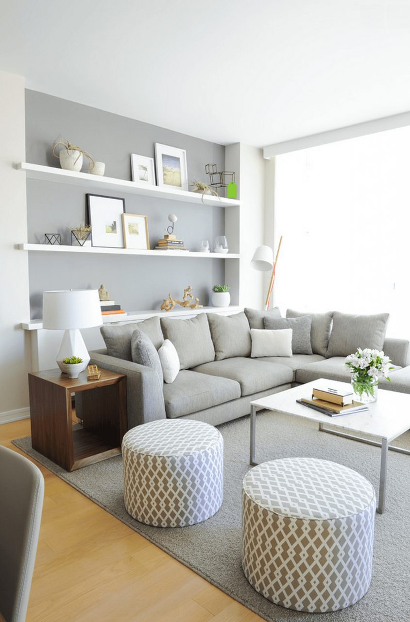 Cozy Minimalist Modern Living Room Decorating Ideas My Home In