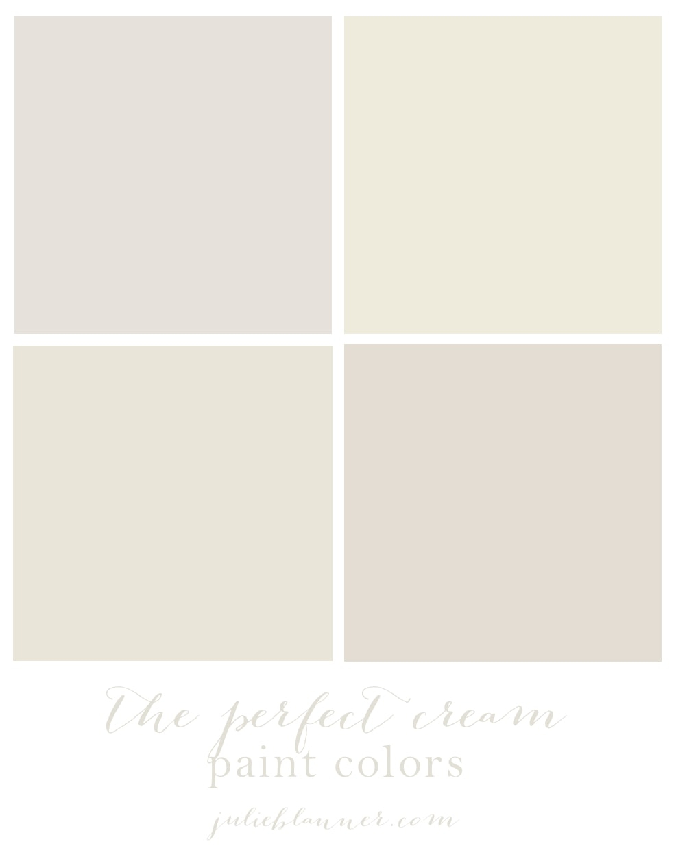 Cream Color Paint For Every Room Julie Blanner