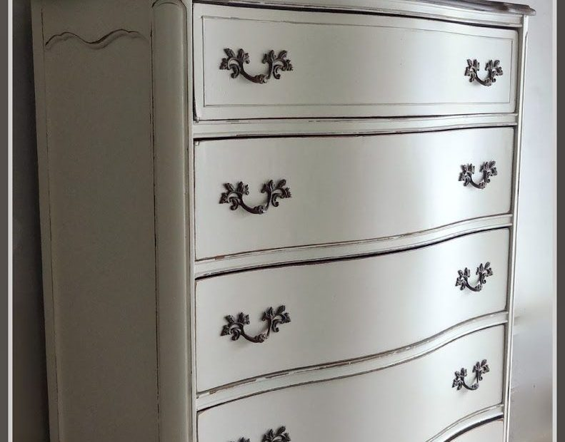 Createinspire French Provincial In Antique White Furniture