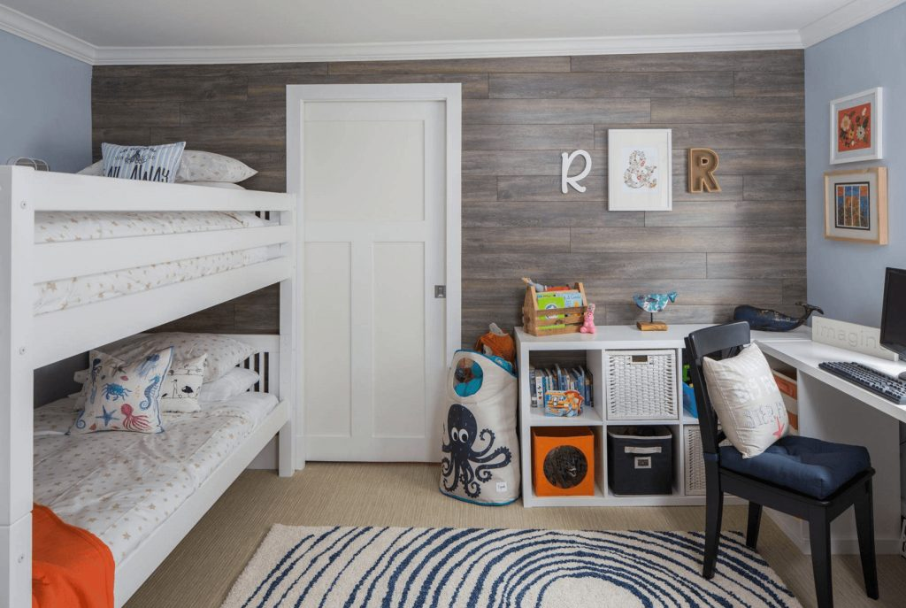 Creative Shared Bedroom Ideas For A Modern Kids Room Freshome