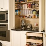 Kitchen Baking Center Cabinets