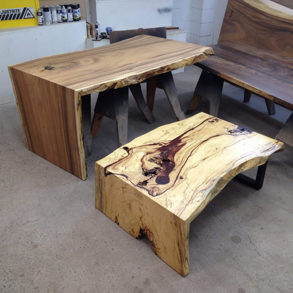 Custom Slab Tables Live Edge Coffee Tables In San Diego Ca The