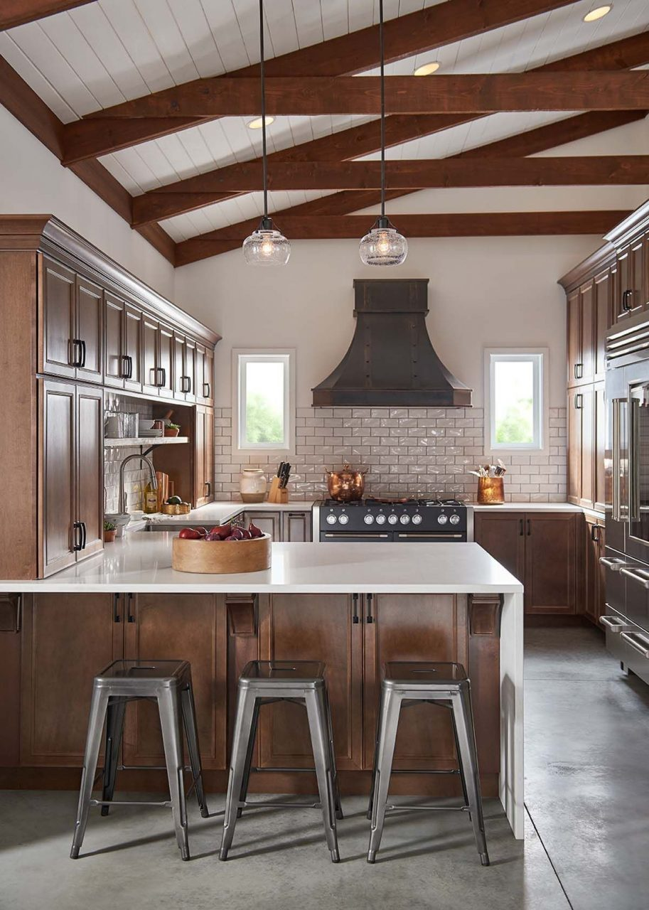 Designing With Maple Truffle Interior Ideas Maple Kitchen