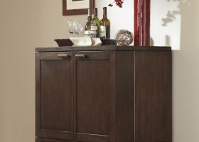 Oak Dining Room Servers Buffets