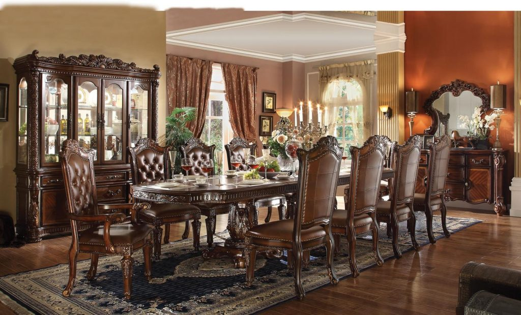 Dining Room Sets Cherry Wood In Dining Rooms Outlet