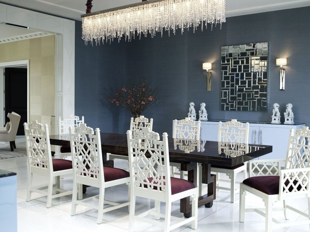 Dining Table Lighting Ideas Modern Beautiful Modern Dining Room