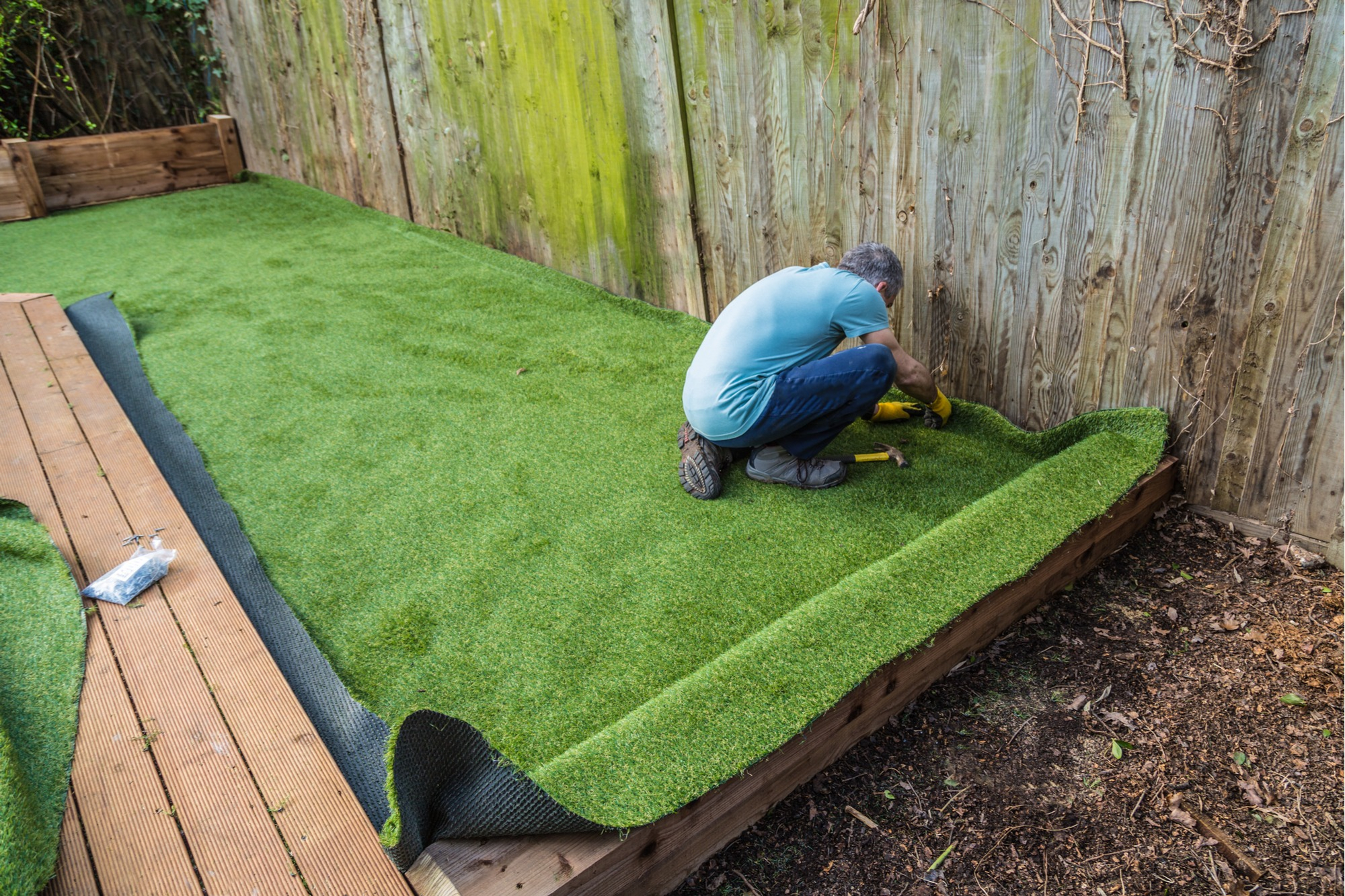 Diy Artificial Grass Pro Tips Before You Begin Installing