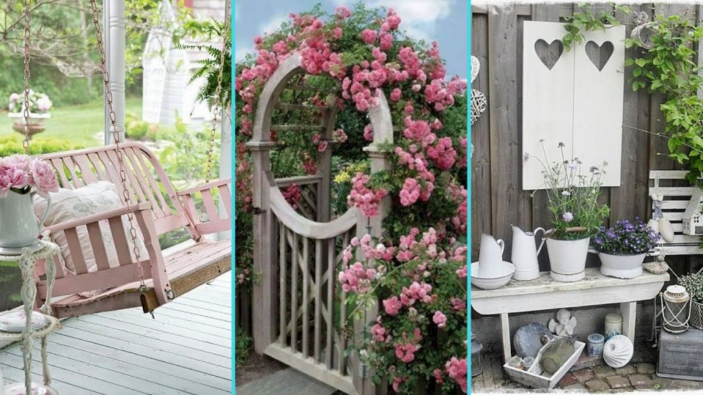 Diy Shab Chic Garden Decor Ideas 2017 Home Decor Interior