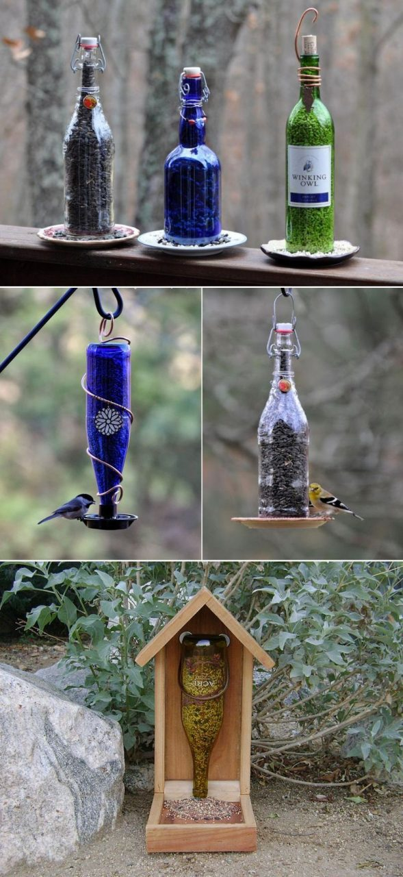 Diy Wine Bottle Crafts 40 Wine Bottle Decoration Ideas Recycled