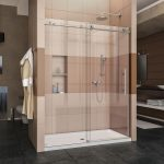 Bathroom Shower Door Installation