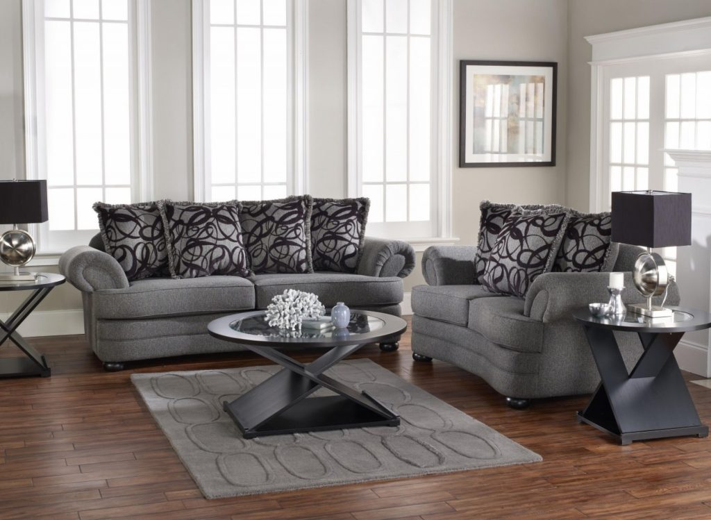 Fancy Plush Design Grey Living Room Sets Marvelous Interior Charming