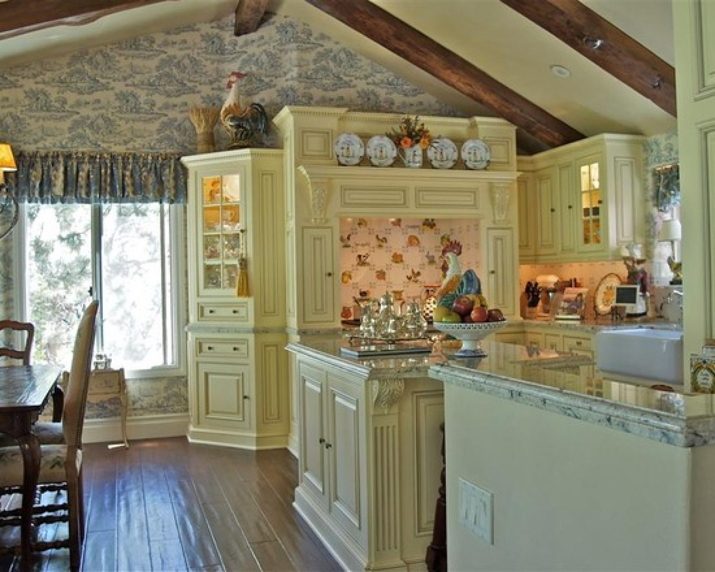 Fantastic French Country Kitchen Pendant Lighting Design Planner Layjao