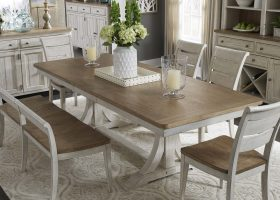 Liberty Furniture Farmhouse Dining Set