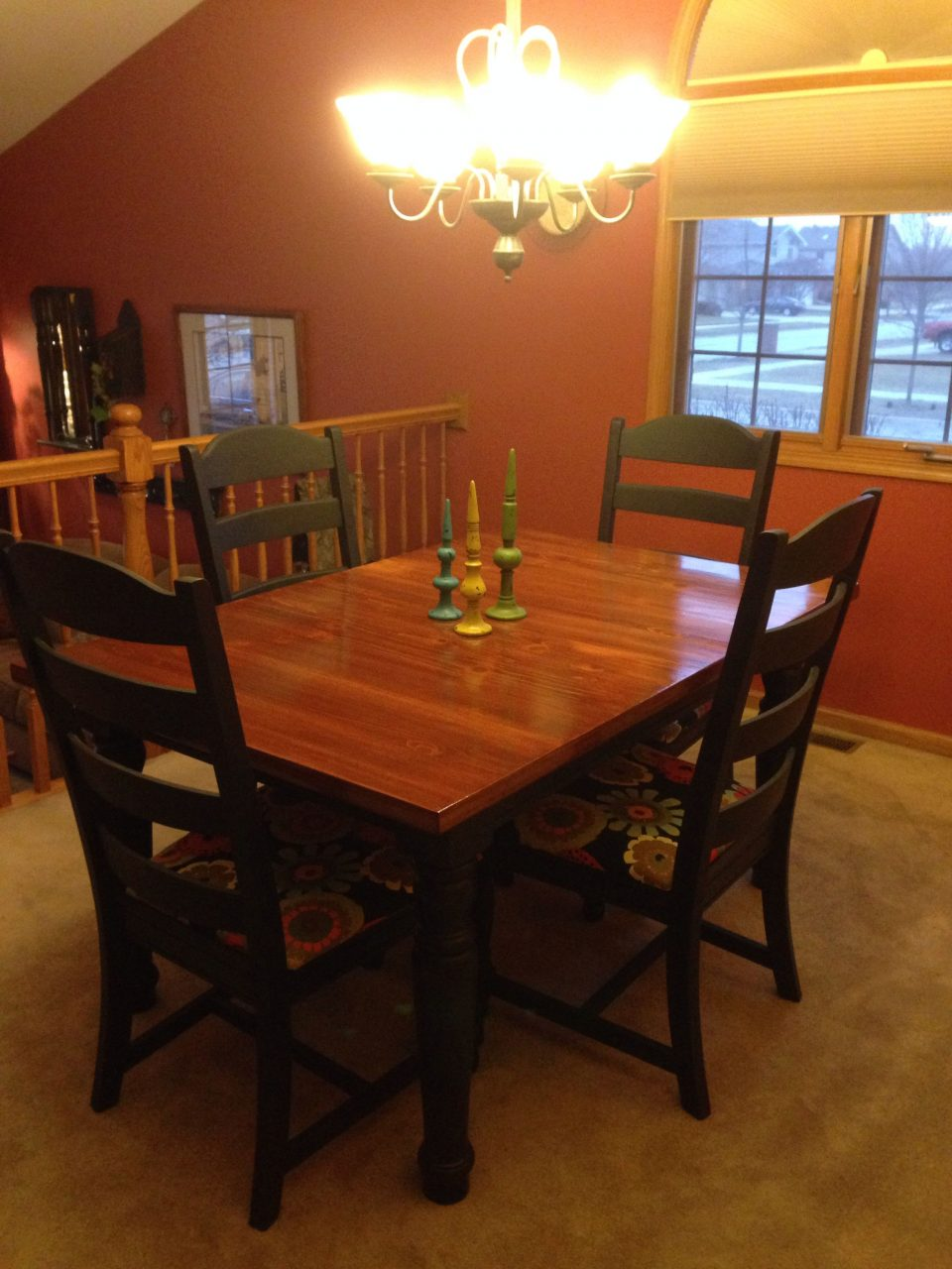 Finished Refinished Broyhill Fontana Dining Room Set I Still