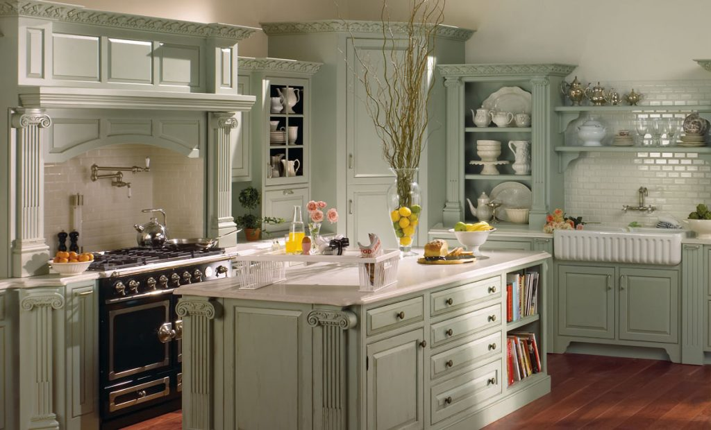 French Country Kitchen Cabinets Design Ideas Home Design Decor Idea