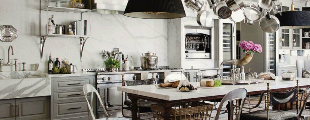 French Industrial Country Kitchen Kathy Kuo Blog Kathy Kuo Home
