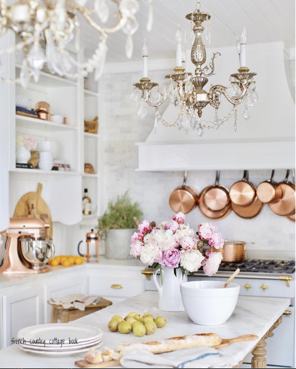 Get The Look 4 Vintage Style French Country Kitchen Chandeliers