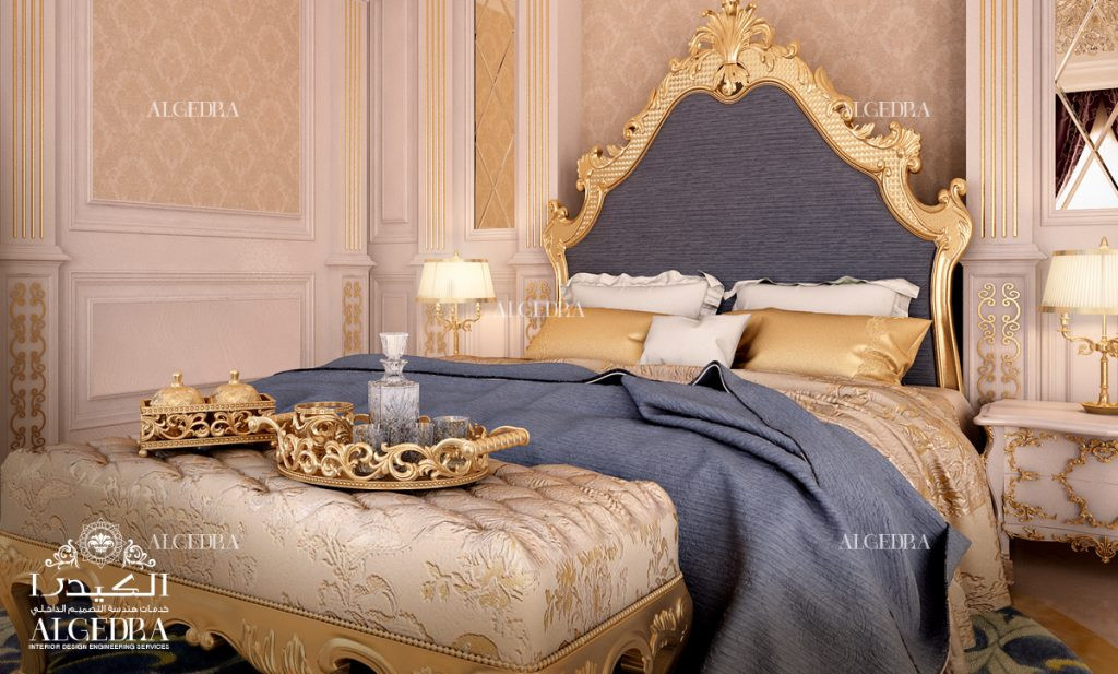 Great Steps To Achieve Royal Style In Your Bedroom Design