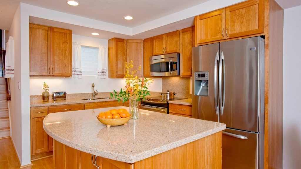 Hawaii Kitchen Remodeler Aiea Townhouse Kitchen Remodel Youtube