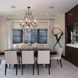 Home Inspiration White Dining Room Ideas