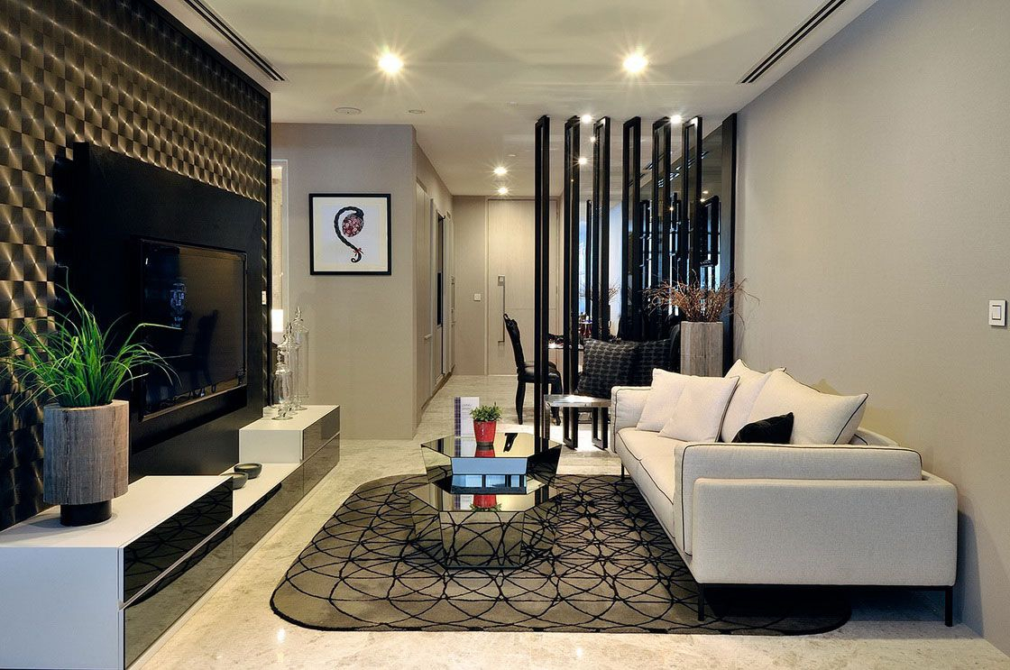 How To Arrange Condo Designs For Small Spaces Small Condominium