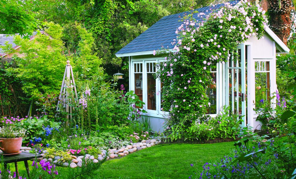 How To Create A Classic Cottage Garden Cottage Style Decorating