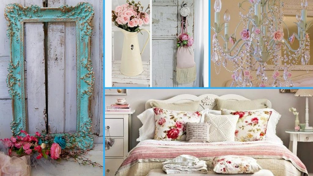 How To Diy Shab Chic Bedroom Decor Ideas 2017 Home Decor