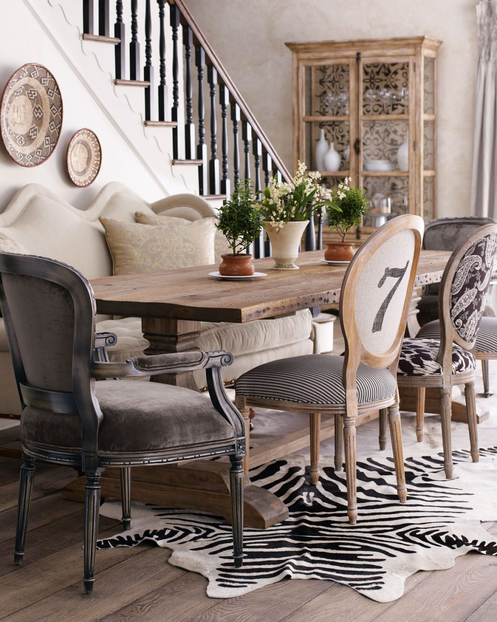 How To Mix Match Dining Chairs Tidbitstwine