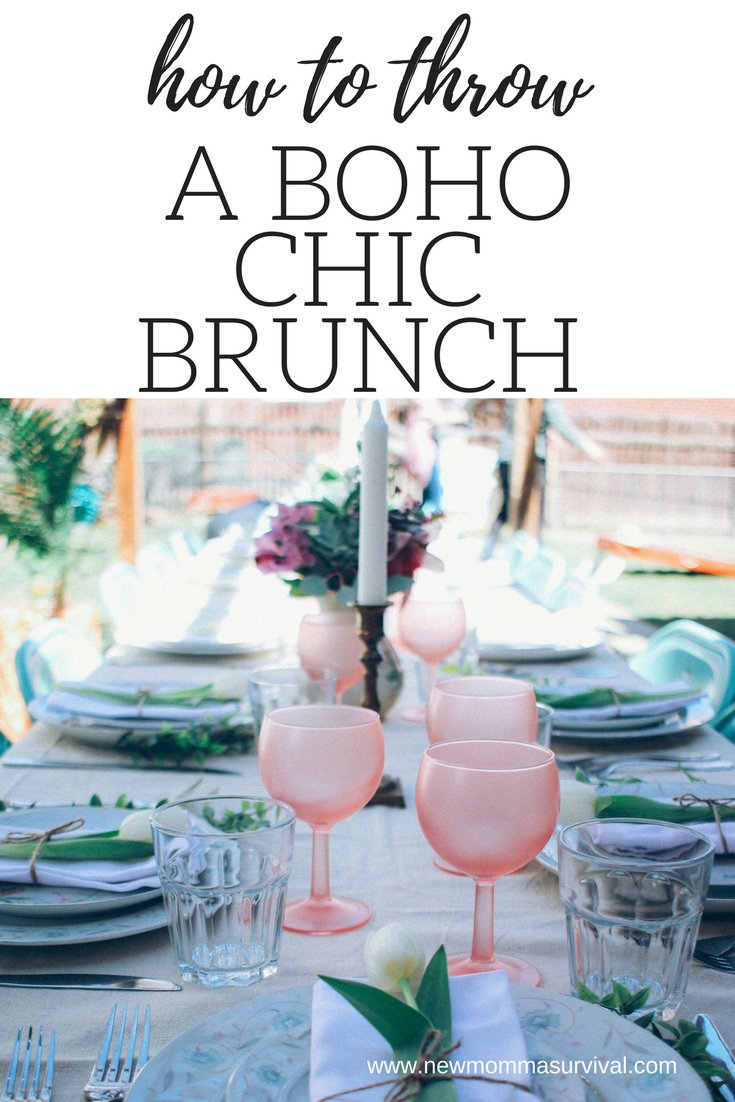 How To Throw A Boho Chic Spring Brunch My Mountiain Wild Blog