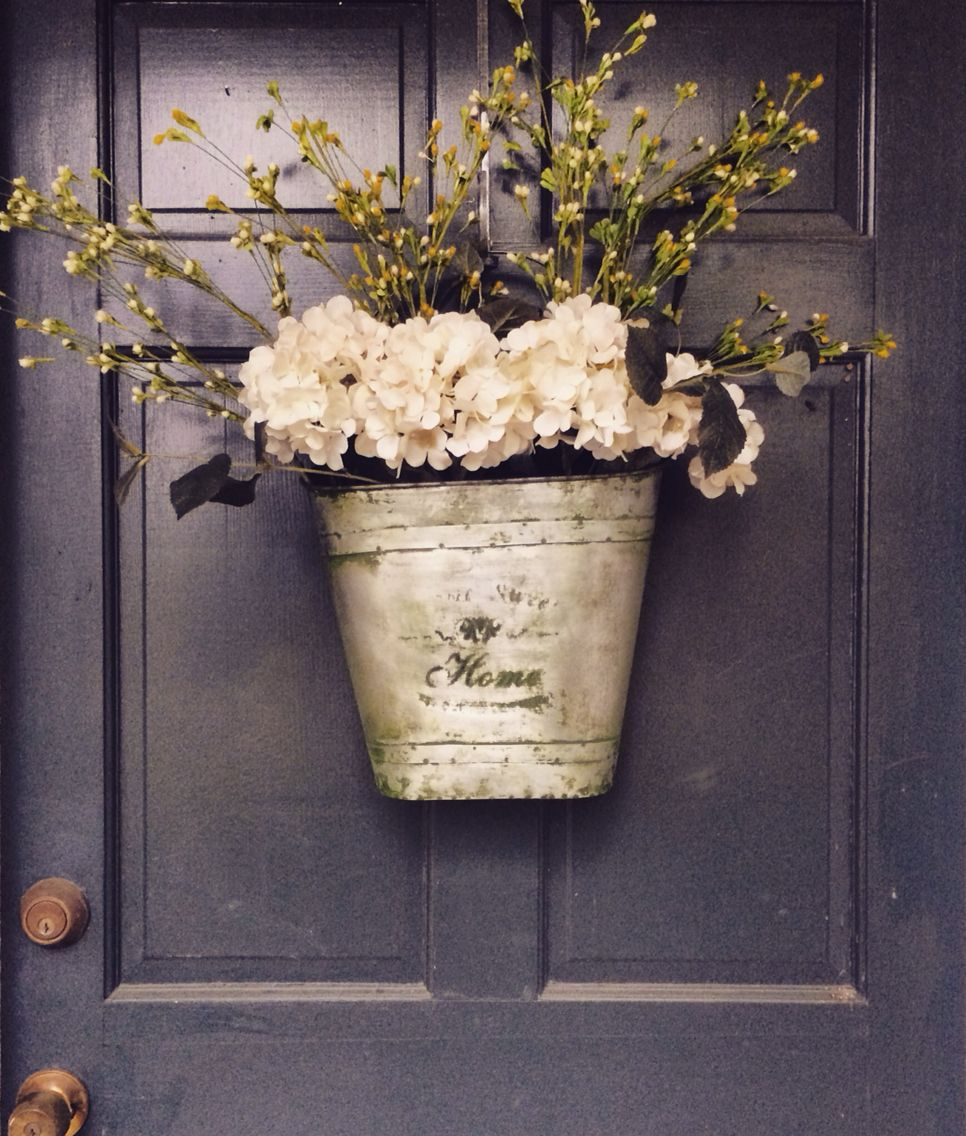 In Love With Our New Spring Hob Lob Door Decor Outdoor
