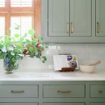 Sage Green Kitchen Cabinet Paint
