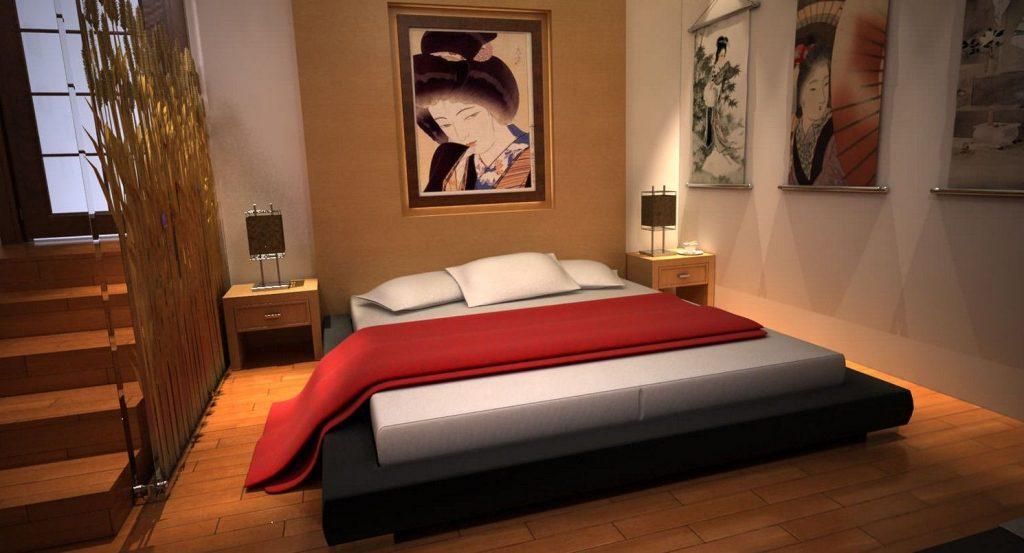 Japanese Small Bedroom Design Ideas Junes Home In 2019 Japanese