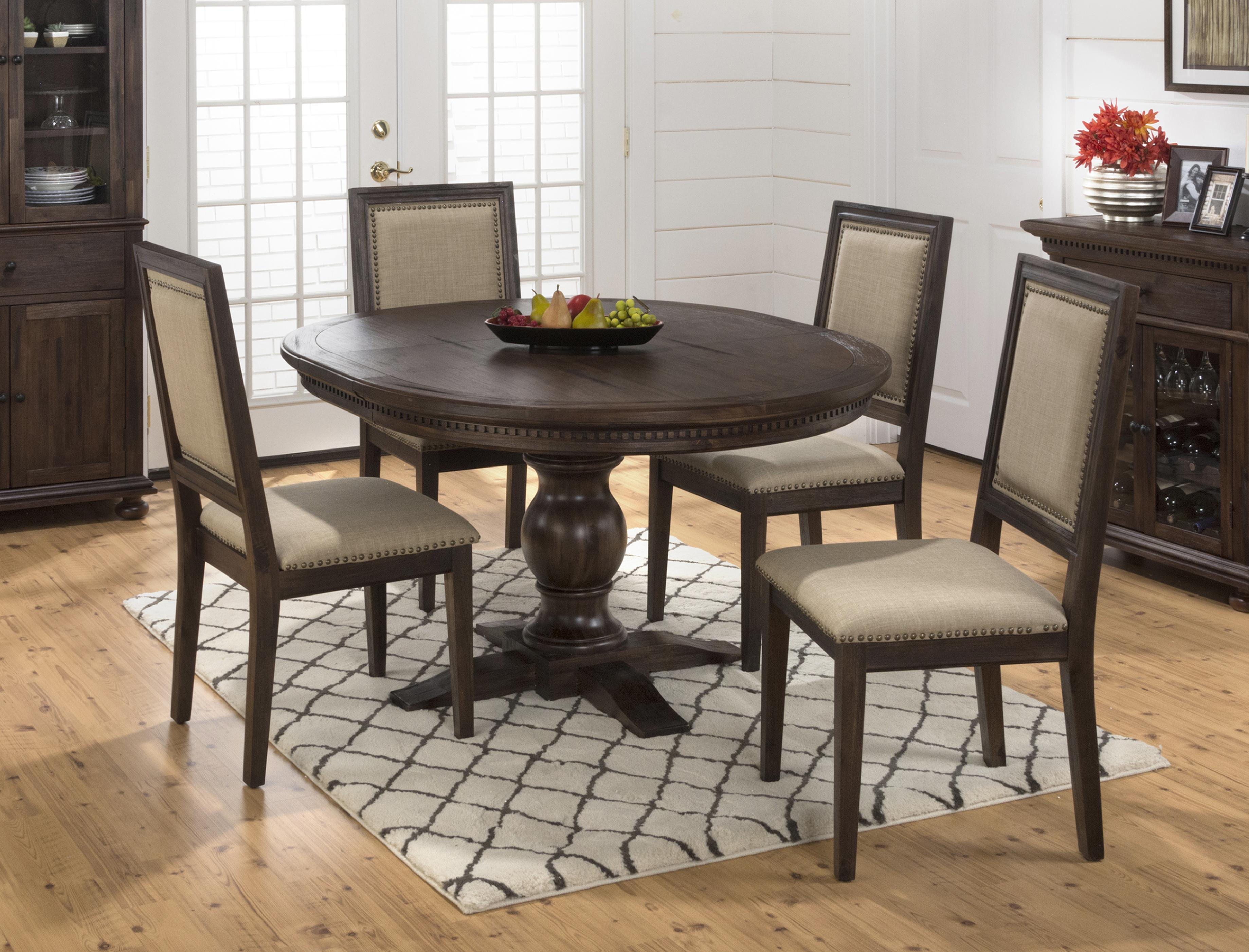 Round Dining Room Table and Chair Sets – layjao