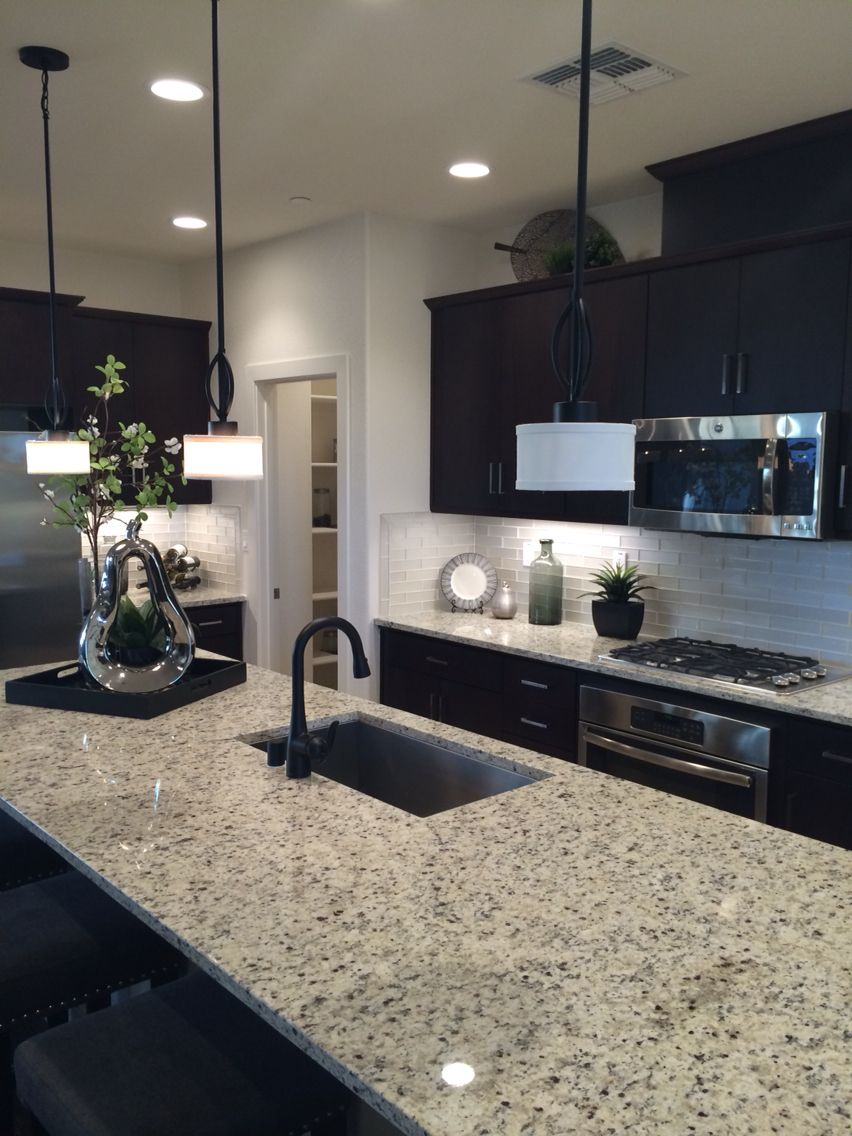 K Hovnanian Homes Amazing Kitchen Clear White Tiles For Backsplash