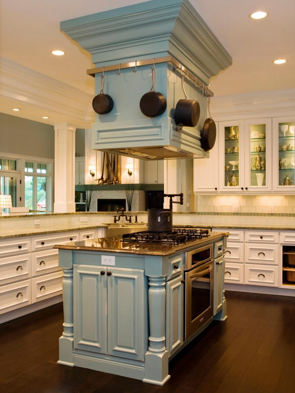 Kitchen Island Vent Hood Kitchen Island With Stove And Vent Hood