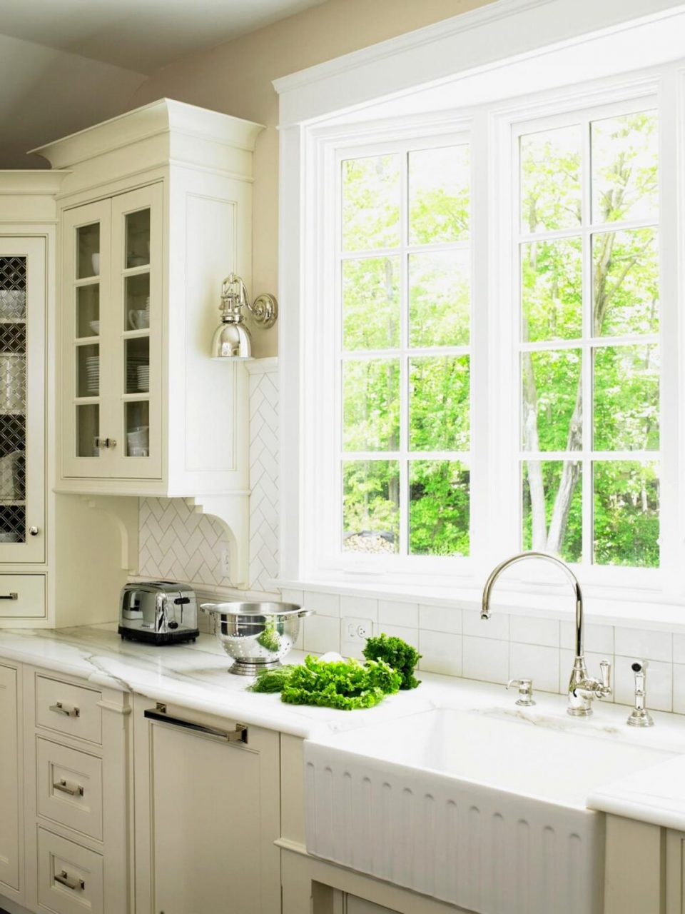 Kitchen Windows Over Sink Wish Casement Window Garden In Addition To