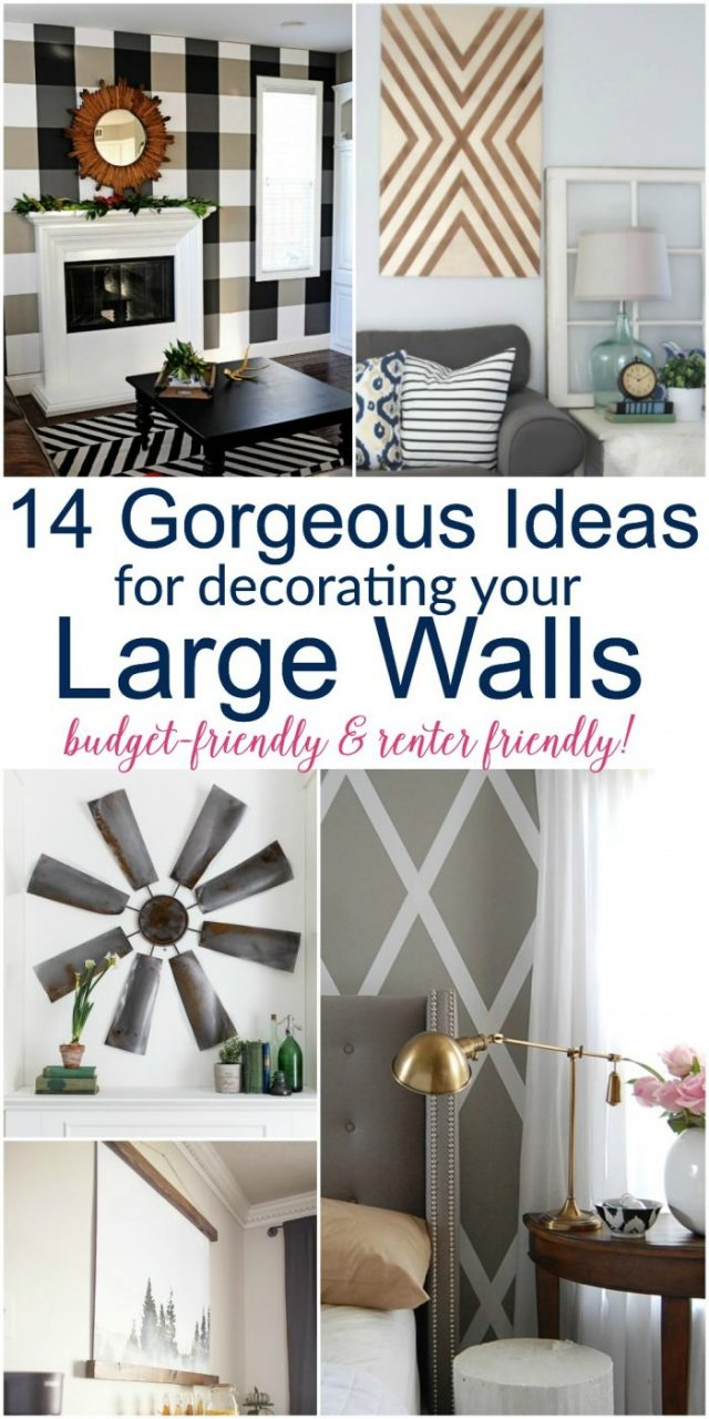 Large Diy Wall Decor Ideas