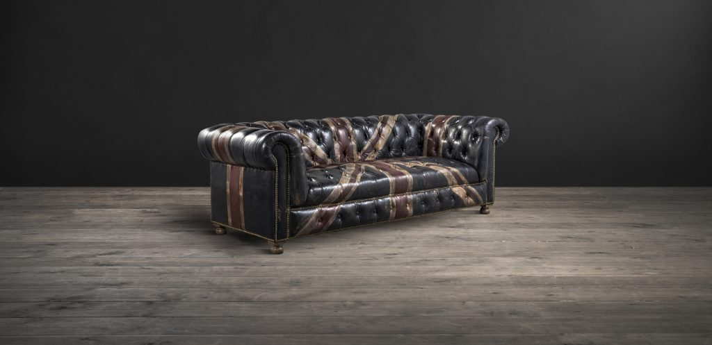 Leather Sofa Westminster Jackdn Brokn Timothy Oulton