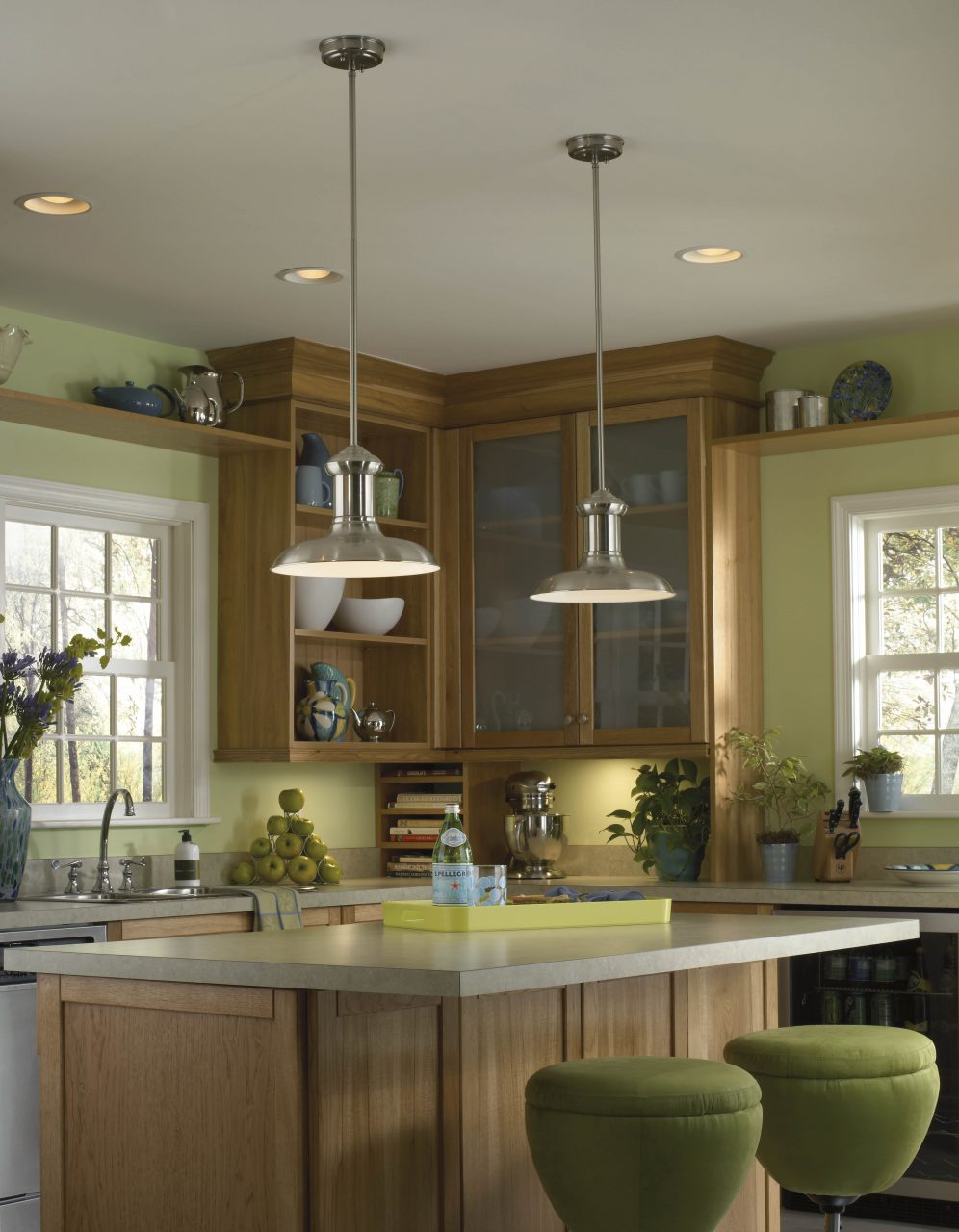 Led Pendant Lighting For Kitchen Island Pendant Design Ideas
