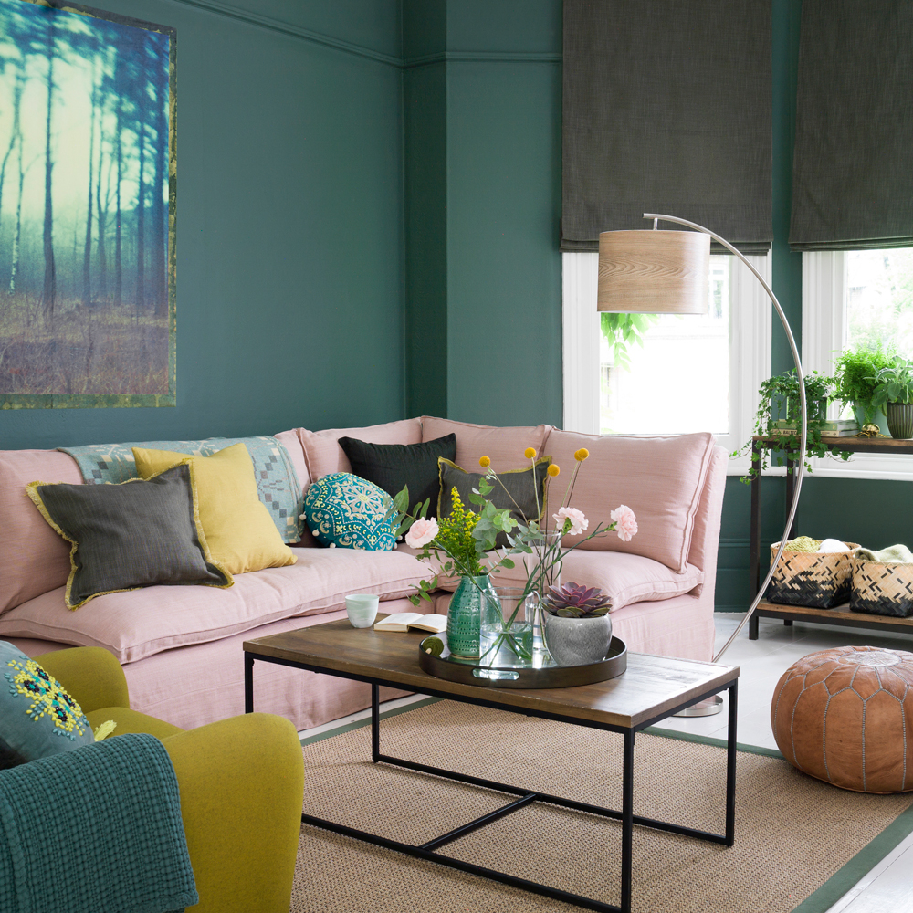Living Room Decor Trends To Follow In 2018 Ideal Home