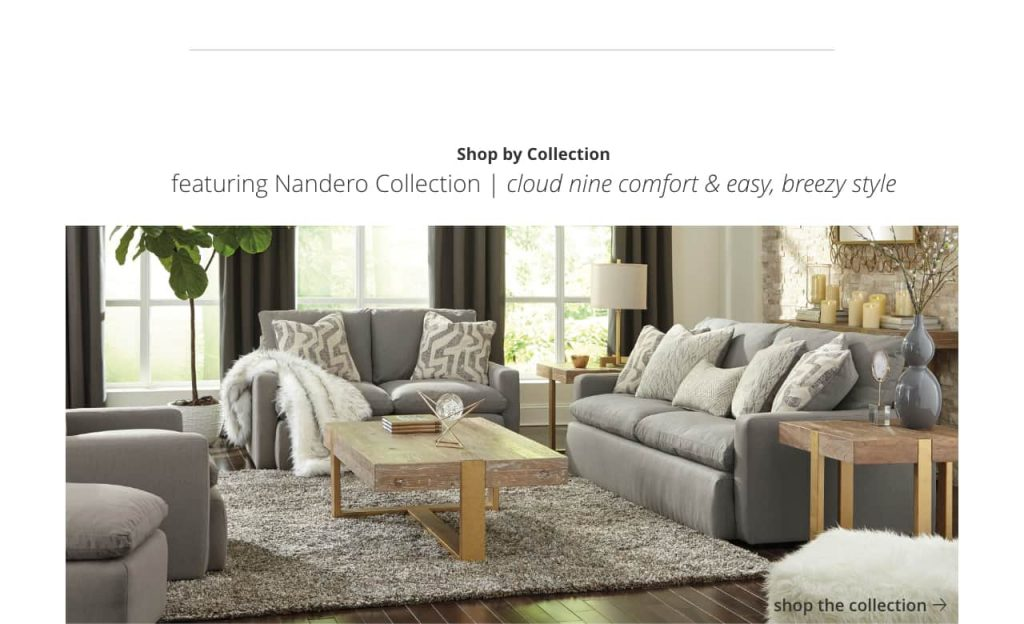 Living Room Furniture Ashley Furniture Homestore