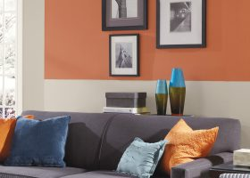Interior Paint Color Ideas for Living Room