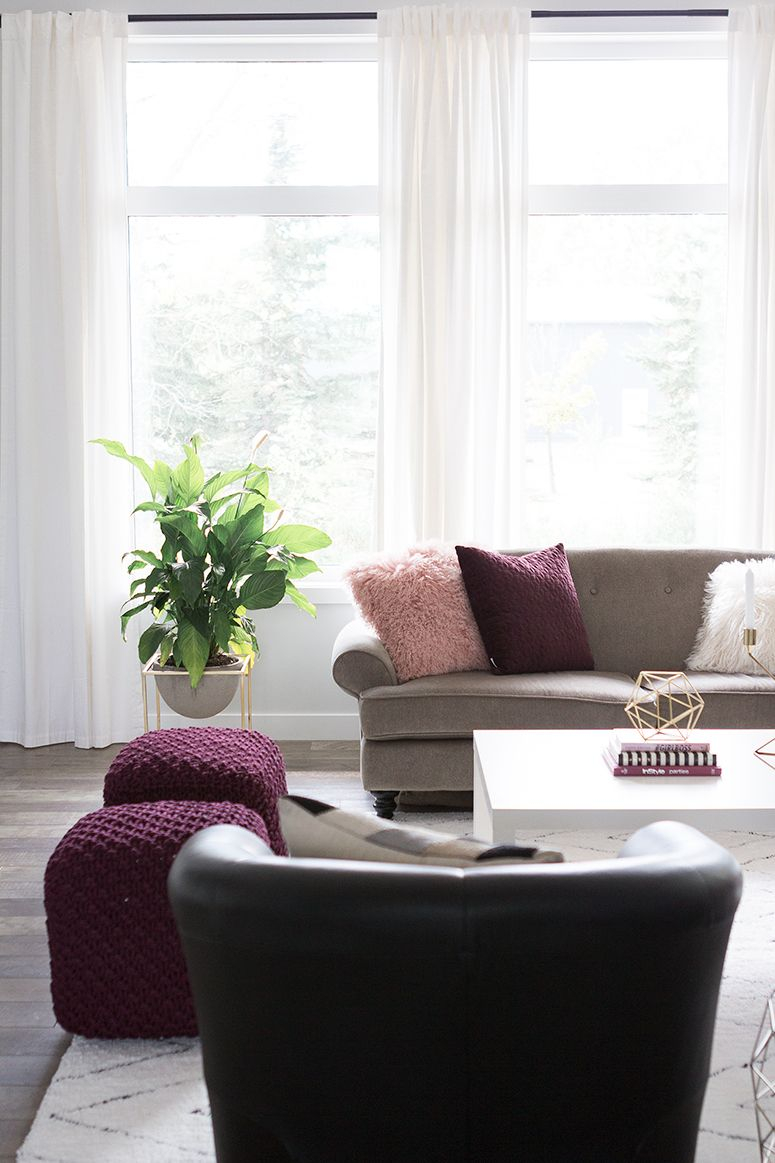 Living Room Reveal My Tips For Styling Your Home For Fall