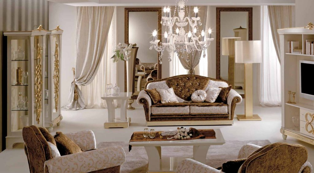 Living Rooms That Spell Elegance Interior Design