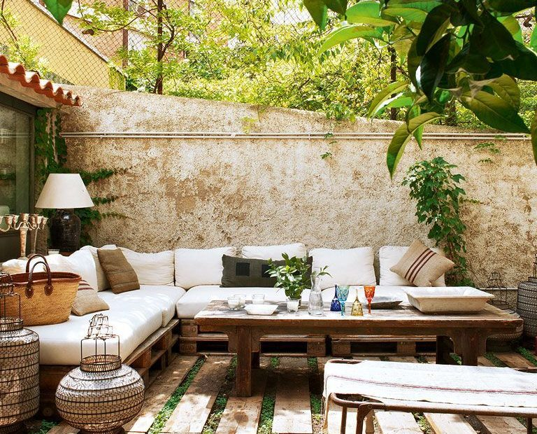 Love This Modern Bohemian Outdoor Patio Style Inspire Outdoor