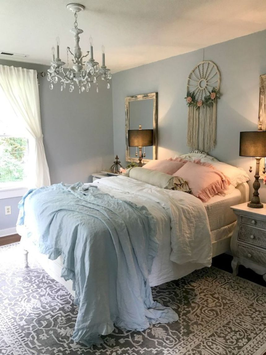 Lovely Romantic Bedroom Decorations For Couples 82 Shab Chic