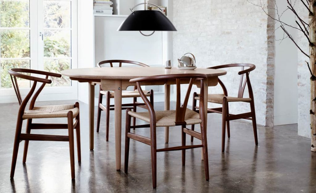 Lusting Over A Wishbone Chair Dining Chairs Seating