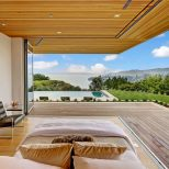 Make Your Outdoor Bedroom Dreams Come True With An Opening Glass