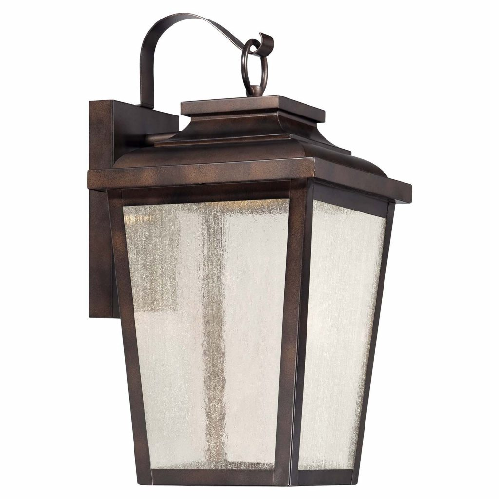 Minka Lavery Irvington Manor 7217 189 L Led Outdoor Wall Mount Light